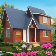 Prefabricated wooden house/ log house Manufacturer