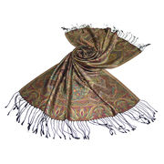 Jamawar Scarves from India