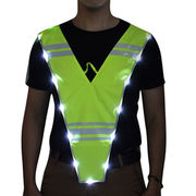 LED Safety Reflective Vest from Taiwan