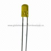 Gravestone Yellow LED Components Diode from China (mainland)