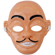 Male fancy dress mask from China (mainland)