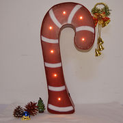 LED metal channel candy cane Manufacturer