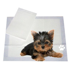 Dog urine absorbent pet pads from China (mainland)