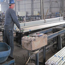 ERW steel pipe from China (mainland)