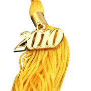 Customized graduation cap tassels available in various colors