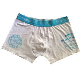 Men fashion and comfortable boxer from China (mainland)