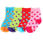 Baby cotton socks from China (mainland)
