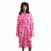China Baby/Adult Bathrobe