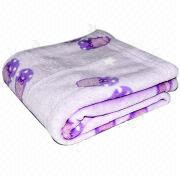 Polyester coral fleece baby sleeping bag from China (mainland)