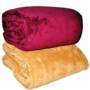 Polar fleece blankets from China (mainland)