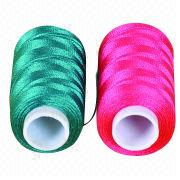 Rayon embroidery thread from China (mainland)