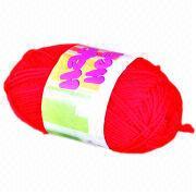 Acrylic yarn from China (mainland)
