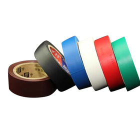 Colorful Wonder Insulation Electrical PVC Tape from China (mainland)