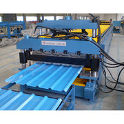 Double layer roll forming machine from China (mainland)