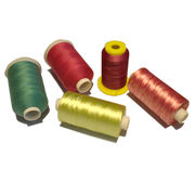 Embroidery Threads from China (mainland)