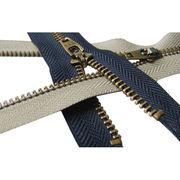 Metal zipper from China (mainland)