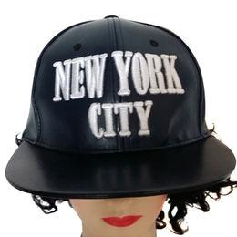 Leather baseball cap from China (mainland)