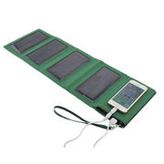 Folding solar power bank charger from China (mainland)