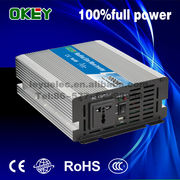 CE ROHS approval 1000W modified sine wave inverter from China (mainland)
