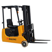 1000kg Electric Forklift, Standard Type, 3 Wheels from Wuxi Dalong Electric Machinery Co. Ltd