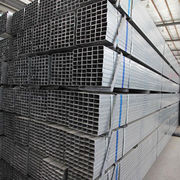 Galvanized steel tubes from China (mainland)