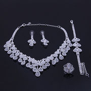 Women's stainless steel jewelry sets from China (mainland)