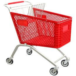 Plastic shopping carts from China (mainland)