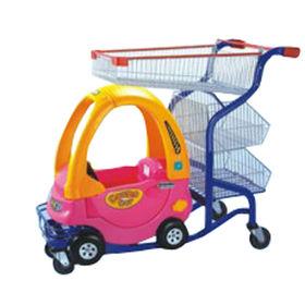 Kid's trolley carts from China (mainland)