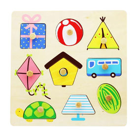 China Puzzle Game for Kids
