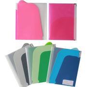 Wave multi-pocket folders from China (mainland)