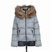 Women's fashion down jacket from China (mainland)