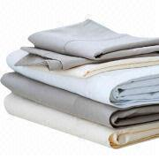 100% Cotton Bedding Set, Plain Weave Fabric, Available in Various Colors