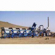 Mobile Asphalt Drum Mixing Plant from China (mainland)