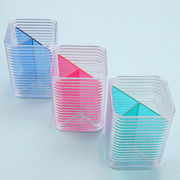 Cute Plastic Office Desk Pen Stand Manufacturer