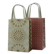 Printed shopping bag from China (mainland)