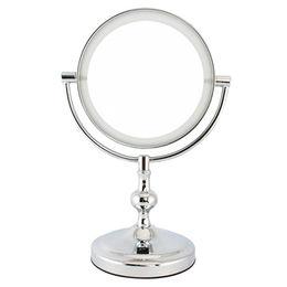 Lighted makeup mirrors desktop top standing Manufacturer