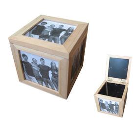 Wood storage box from China (mainland)