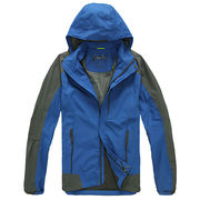 Men's outdoor jackets from China (mainland)