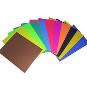 Colorful PVC Sheets from China (mainland)