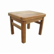 Oak Wooden Stool from China (mainland)