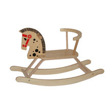 2015 kid's wooden rocking horses toy from China (mainland)