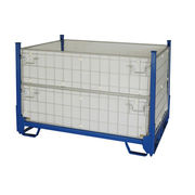 Collapsible Steel Wire Mesh Container from China (mainland)