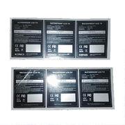 PVC Adhesive Stickers from China (mainland)