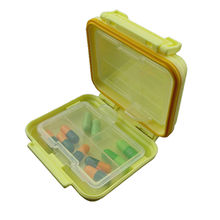 Plastic 6-cases pill box from China (mainland)