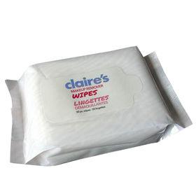 Nail polish remover wipes from China (mainland)