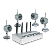 China 2.4GHz Wireless Home Surveillance System with Display on PC/Monitor and Motion Detection