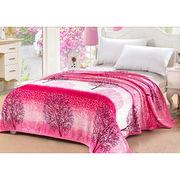 Printed Flannel Fleece Blanket Manufacturer