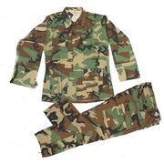 Woodland camouflage military uniform Manufacturer