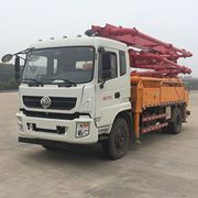 Concrete boom pump truck from China (mainland)