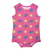 Babies' rompers from China (mainland)
